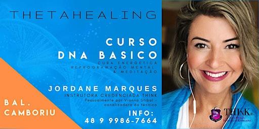 Curso THETAHEALING - DNA BÁSICO - Balneário Camboriú - Setembro