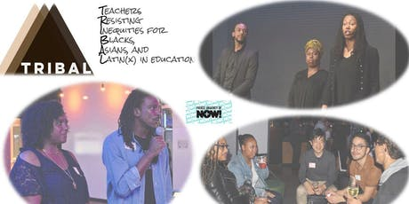 TRIBAL presents FOUND: Educators of Colour in Boston tickets
