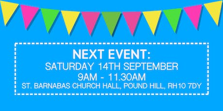 Craft Jumble Sale tickets