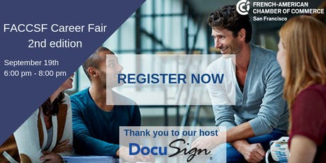 FACCSF Career Fair - 2nd Edition tickets