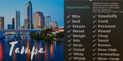 Thermomix® TAMPA Cooking Class, FL