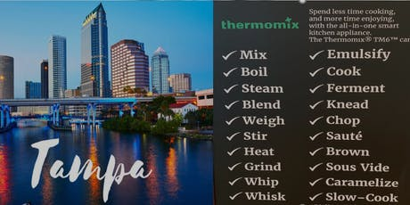 Thermomix® TAMPA Cooking Class, FL tickets