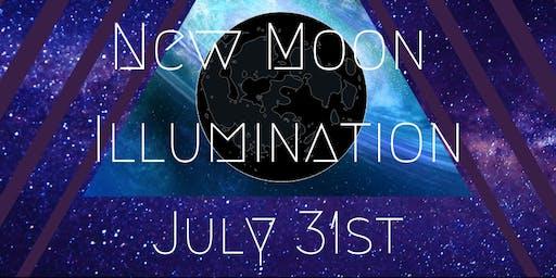 SACRED SOUL CEREMONY 7/31: New Moon Illumination