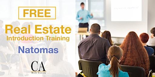 Real Estate Career Event & Free Intro Session - Sacramento Metro (Mon.)