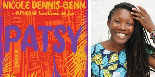 PATSY: Book Reading & Conversation with Acclaimed Author Nicole Dennis-Benn