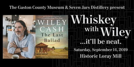 Whiskey with Wiley tickets