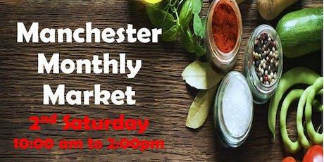 Manchester Monthly Market  tickets
