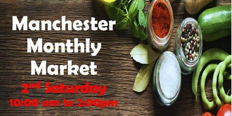 Manchester Monthly Market  tickets