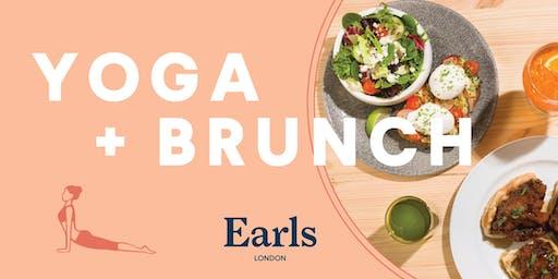 Earls Yoga + Brunch