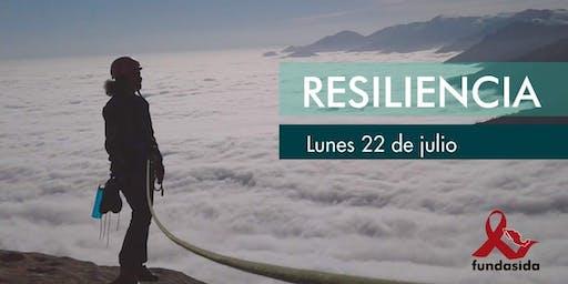 Charla Resiliencia