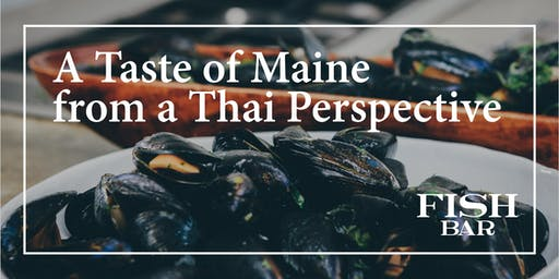 A Taste of Maine from a Thai Perspective