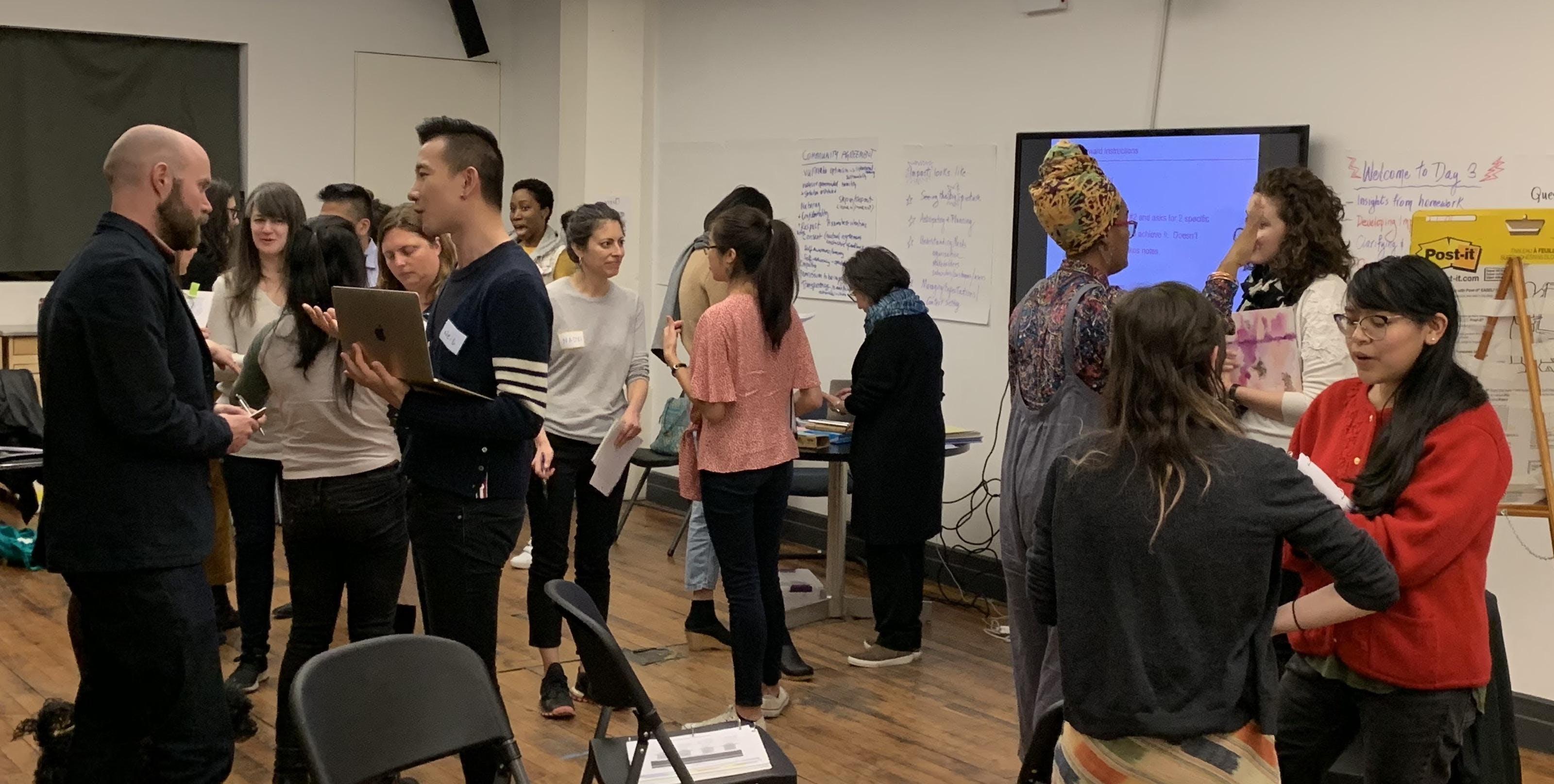 NYFA Arts Administrator Meet Up in Syracuse, NY