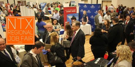 NTX Regional Job Fair tickets
