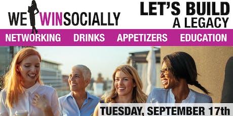 We Win Socially (September) tickets