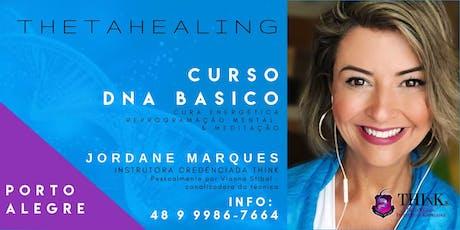 Curso  Thetahealing - DNA Básico - Porto Alegre - outubro ingressos