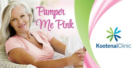 Pamper Me Pink tickets