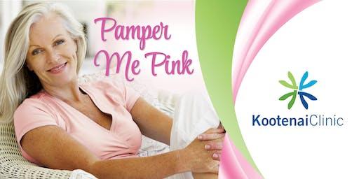 Pamper Me Pink