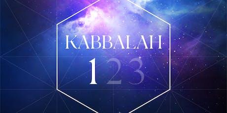 Kabbalah 1 Crash Course tickets