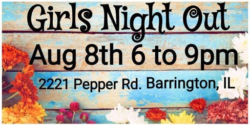 Ultimate Girls Night Out Vendor/Craft Event