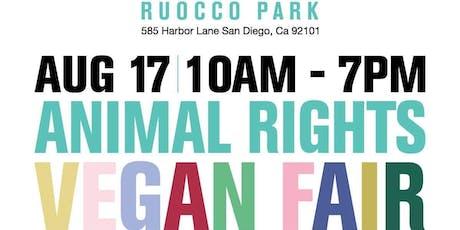 Animal Rights Vegan Fair tickets