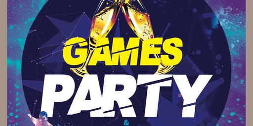 SLC - Games Day Party