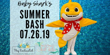 Baby Shark's Summer Bash! | Presented by Tutu Tales Party Productions. tickets