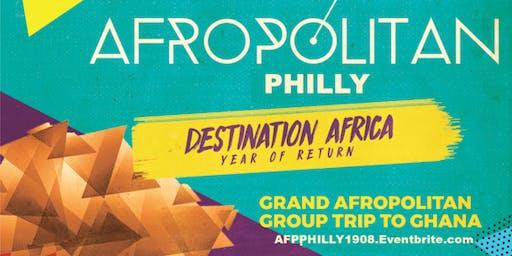 AfropolitanPhilly (Largest Afterwork Cultural Mixer & Party For Diaspora Professionals) - Destination Africa