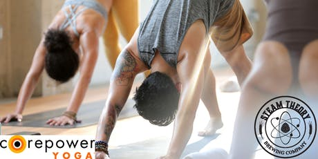 Bend and Brew with CorePower Yoga tickets