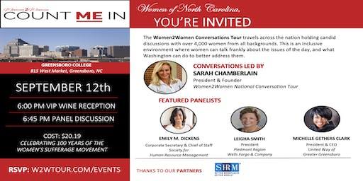 Women2Women - Greensboro