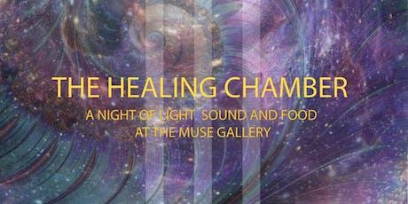 The Healing Chamber III tickets