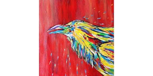 9/27 - Raven on Red @ Ambassador Winery, Woodinville