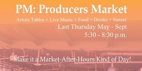 Pike Place Market July Producers Market tickets