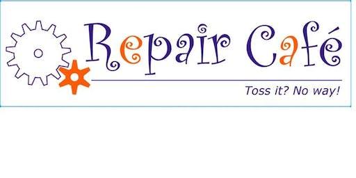 Call for Volunteer Fixers for Repair Café(Sept 21), presented by Makerspace Brampton @ Brampton Library