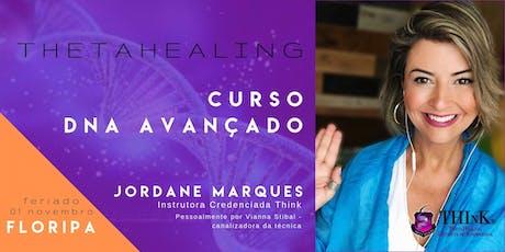 Curso  Thetahealing - DNA AVANÇADO - FLORIPA - Novembro ingressos