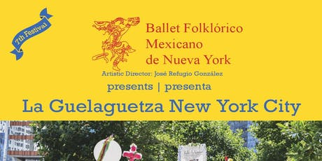 La Guelaguetza New York City Cultural Festival tickets