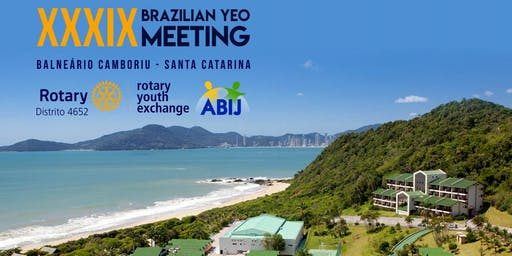 XXXIX Brazilian YEO Meeting - ABIJ Rotary, Distrito 4652