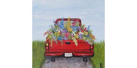 "9/28 - Mimosa Morning ""Floral Harvest"" @ Vino at the Landing, Renton tickets"