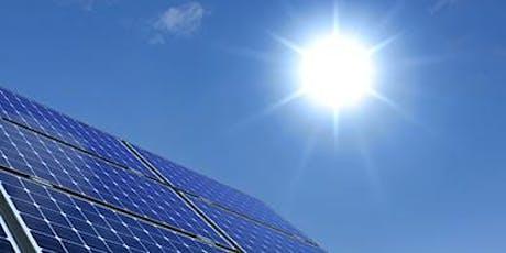 Basics of Solar 101 - Salem Public Library tickets