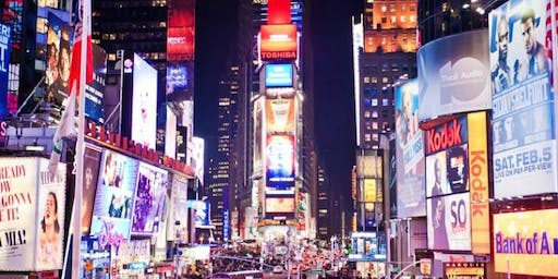 Dos Caminos New Year's Eve in Times Square! 2020