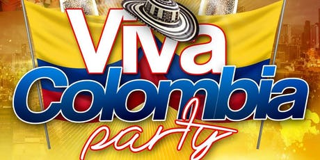 Latine Belle @ Belle Station: VIVA COLOMBIA! | FRIDAY 7/19 tickets