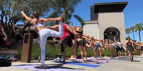 Yoga + Beer End of Summer Block Party at Hapa's Brewing tickets