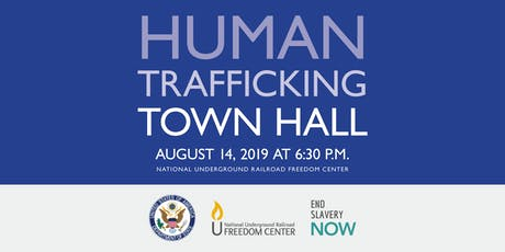Human Trafficking Town Hall tickets