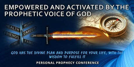 Empowered and Activated by the Prophetic Voice tickets