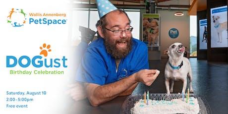 DOGust Birthday Celebration tickets