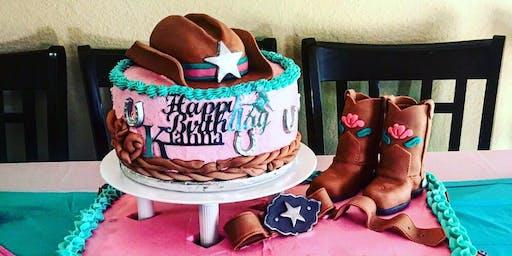 Cake Me Crazy Pop Up Shop
