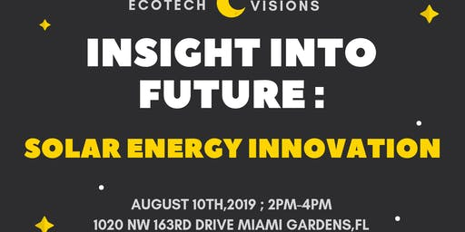 Insight In The Future: Solar Energy Innovation