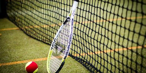 Accessible Tennis  Lanark Pilot