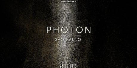 Tantsa apresenta Photon São Paulo ingressos