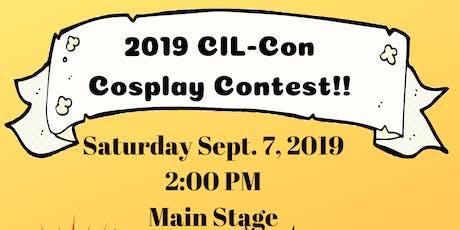 2019 CIL-Con Cosplay Contest Registration tickets