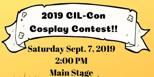 2019 CIL-Con Cosplay Contest Registration
